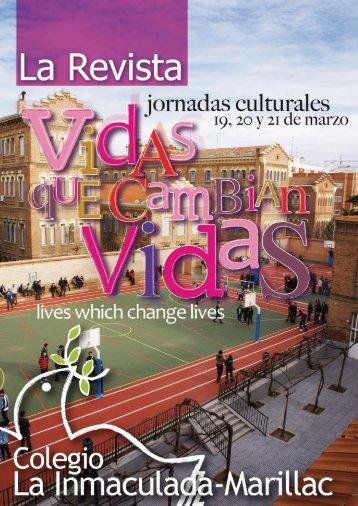 La Revista - Jornadas culturales 2013