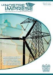 Anno IV - N. 1 Marzo 2009 - Confindustria Caltanissetta