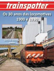 Os 30 anos das locomotivas 1900 e 1930 - Portugal Ferroviário
