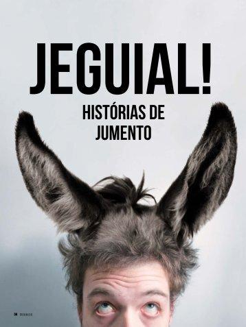 histórias de jumento - Revista Inteligência.