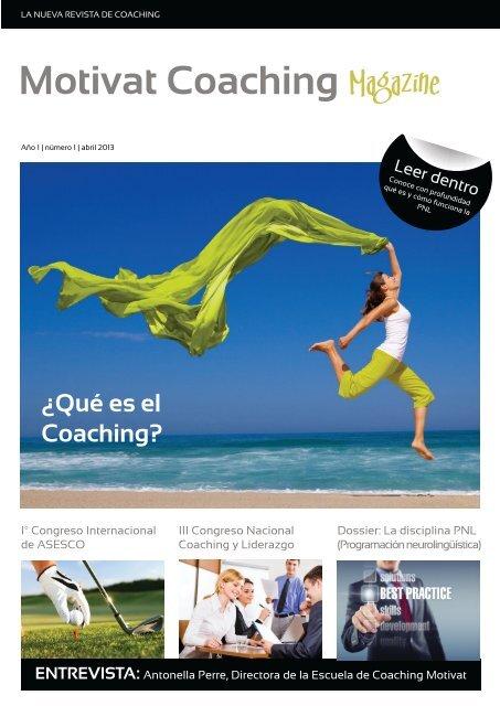 Motivat Coaching magazine núm.1- año2013