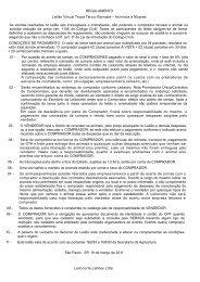 REGULAMENTO Leilão Virtual Tropa Tércio ... - Leilonorte.com.br