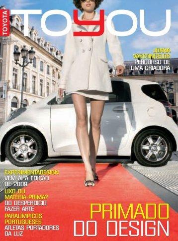 Revista ToYou#2 - Toyota