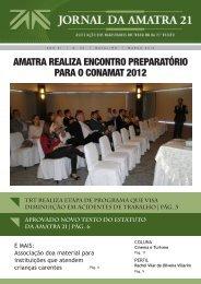 Jornal AMATRA 21 nº 39