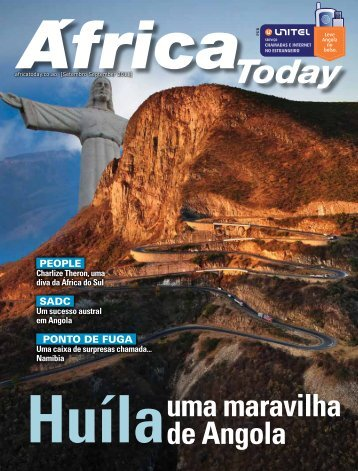 Huílauma maravilha de Angola - Revista Africa Today