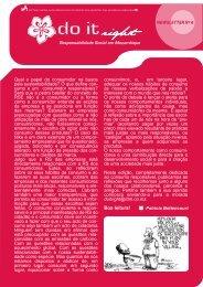 Do-It Right Nº 06 - Responsabilidade Social Empresarial e ...