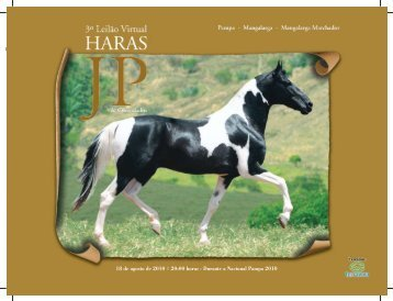 Nome do Animal - haras jp