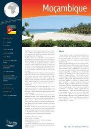 Moçambique - Viagens Tempo