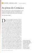 As pistas do Cretácico - Universidade de Évora - Page 3