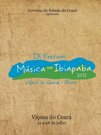 Musicana Ibiapaba - Centro Dragão do Mar de Arte e Cultura
