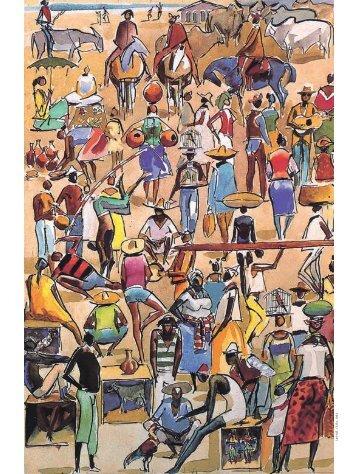 CA R YBÉ, FEIR A , 19 84 - Revista Pesquisa FAPESP