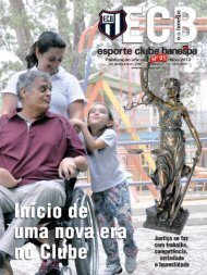 Revista ECB - Esporte Clube Banespa