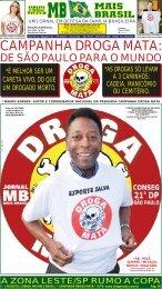 DE SÃO PAULO PARA O MUNDO - drogamata