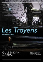 Hector Berlioz - Gulbenkian Música