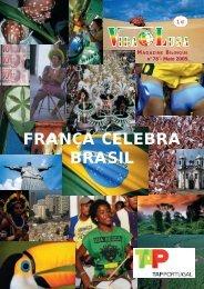 FRANÇA CELEBRA BRASIL - Vida Lusa