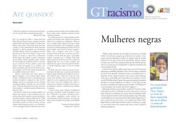 Nº 13 - Março/2009 - Ministério Público de Pernambuco