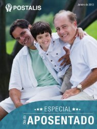 Edição Especial - Dia do Aposentado - Postalis