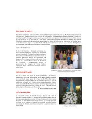 Boletim Informativo – Outubro – 2004 - Sobre o Hospital