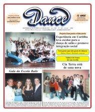 Ed. 129 - Jul/2006 - Agenda da Dança de Salão
