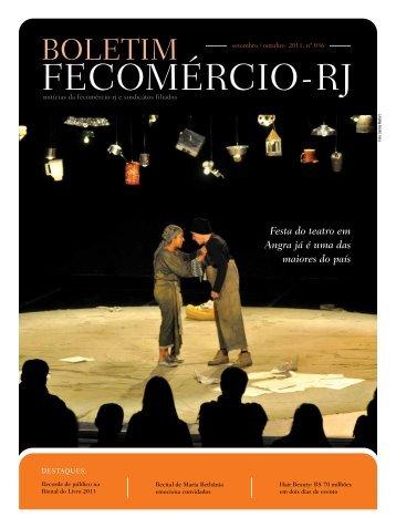 Clique aqui para fazer o download do Boletim - Fecomércio-RJ