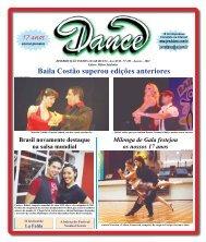Ed. 185 - Ago/2011 - Agenda da Dança de Salão