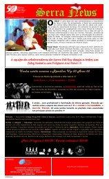 Dezembro de 2012 - conheça o clube Serra Del Rey