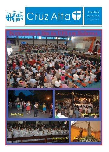 Festejou-se o Dia da UPS em Nafarros - Unidade Pastoral de Sintra