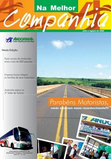 Edição 16 - Andorinha