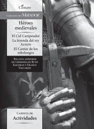 Actividades Heroes medievales.indd - Comunidad Grupo Macmillan