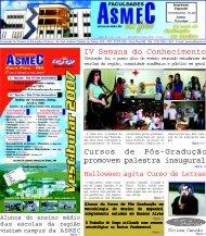 Ano 8 - n.º 23 - Novembro/Dezembro 2006