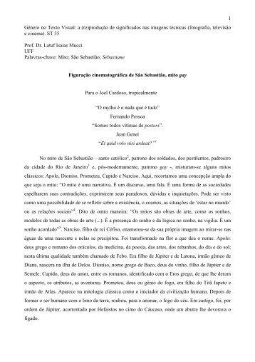 1 Gênero no Texto Visual: a (re)produção de ... - Monografias.com