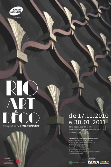 Leia Mais - Instituto Art Deco Brasil