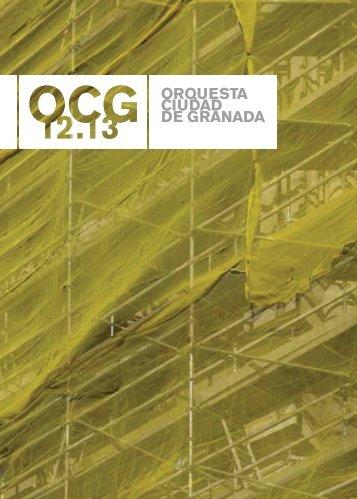 Programa de mano Concierto Serie B (1) [PDF - Orquesta Ciudad ...