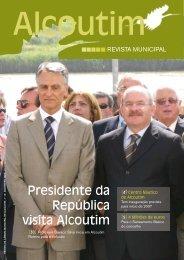 Presidente da República visita Alcoutim - Câmara Municipal de ...