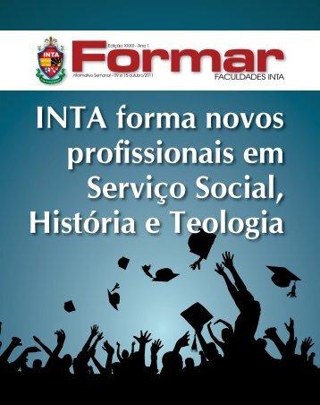 32ª Edição - Faculdades INTA