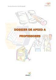Dossier apoio prof_2010 - Câmara Municipal de Albufeira