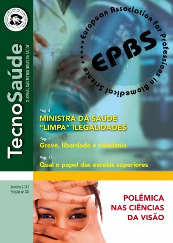 20 - Sindicato Nacional dos Técnicos Superiores de Saúde das
