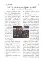 LHPCH: padrão de qualidade e tecnologia igual aos ... - CERPCH