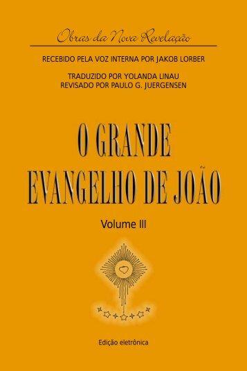 3º volume - União Neo-Teosófica