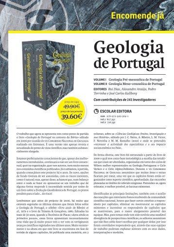 MAIS INFO - Associação Portuguesa de Geólogos