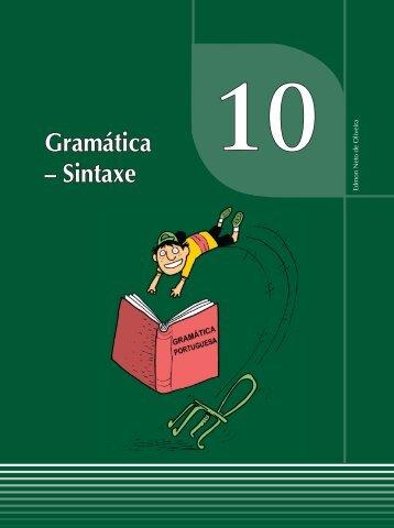 Gramática – Sintaxe - cjtmidia.com
