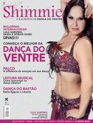 Clique aqui para ler um trecho da Revista - Central Dança do Ventre