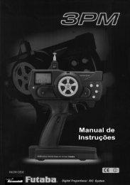 Manual Futaba 3PM-2 4 - Aeromodelli