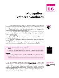 66. Mosquitos: vetores voadores - Passei.com.br