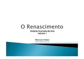 O Renascimento: História Ilustrada da Arte, vol. 1 (PDF) - História Livre