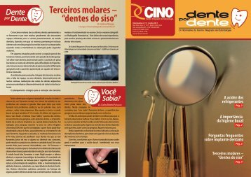 Terceiros molares - CINO