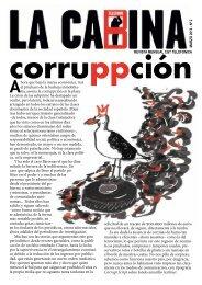 Marzo: Corruppción
