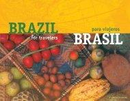 BRAZIL BRASIL para viajeros for travelers - EcoBrasil