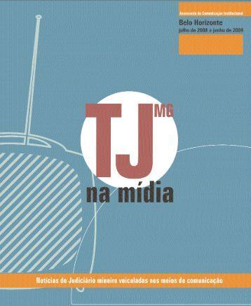 TJMG na mídia - Tribunal de Justiça de Minas Gerais