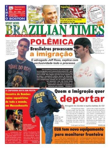 EUA tem novo equipamento para monitorar fronteira - Brazilian Times